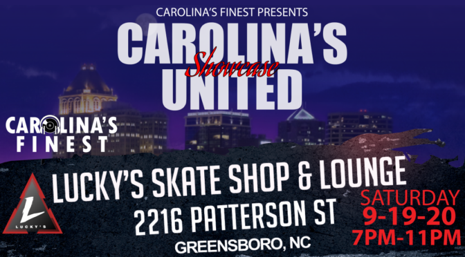Carolina's United 2020